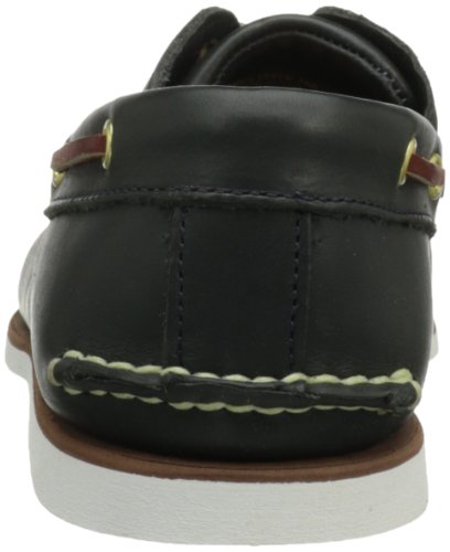 Timberland Men's Classic Two Eyelet Rubber Sole Boat Shoe